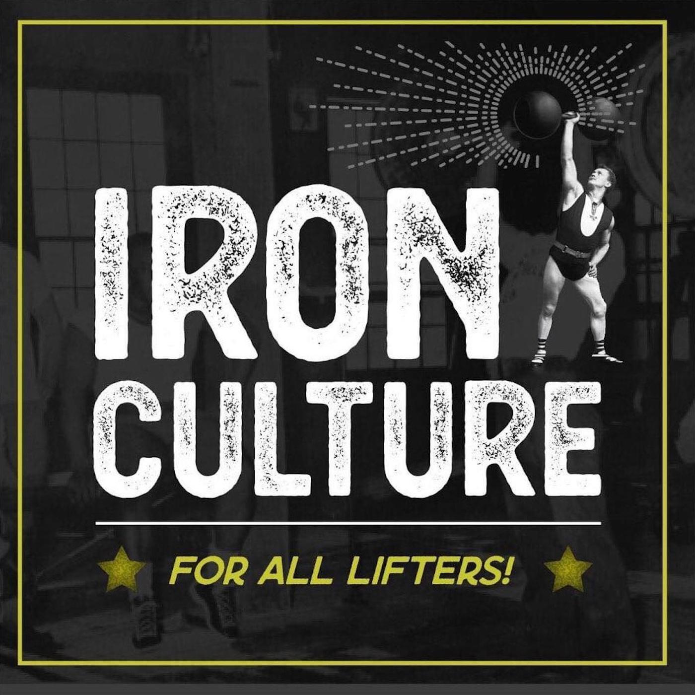Iron Culture show art