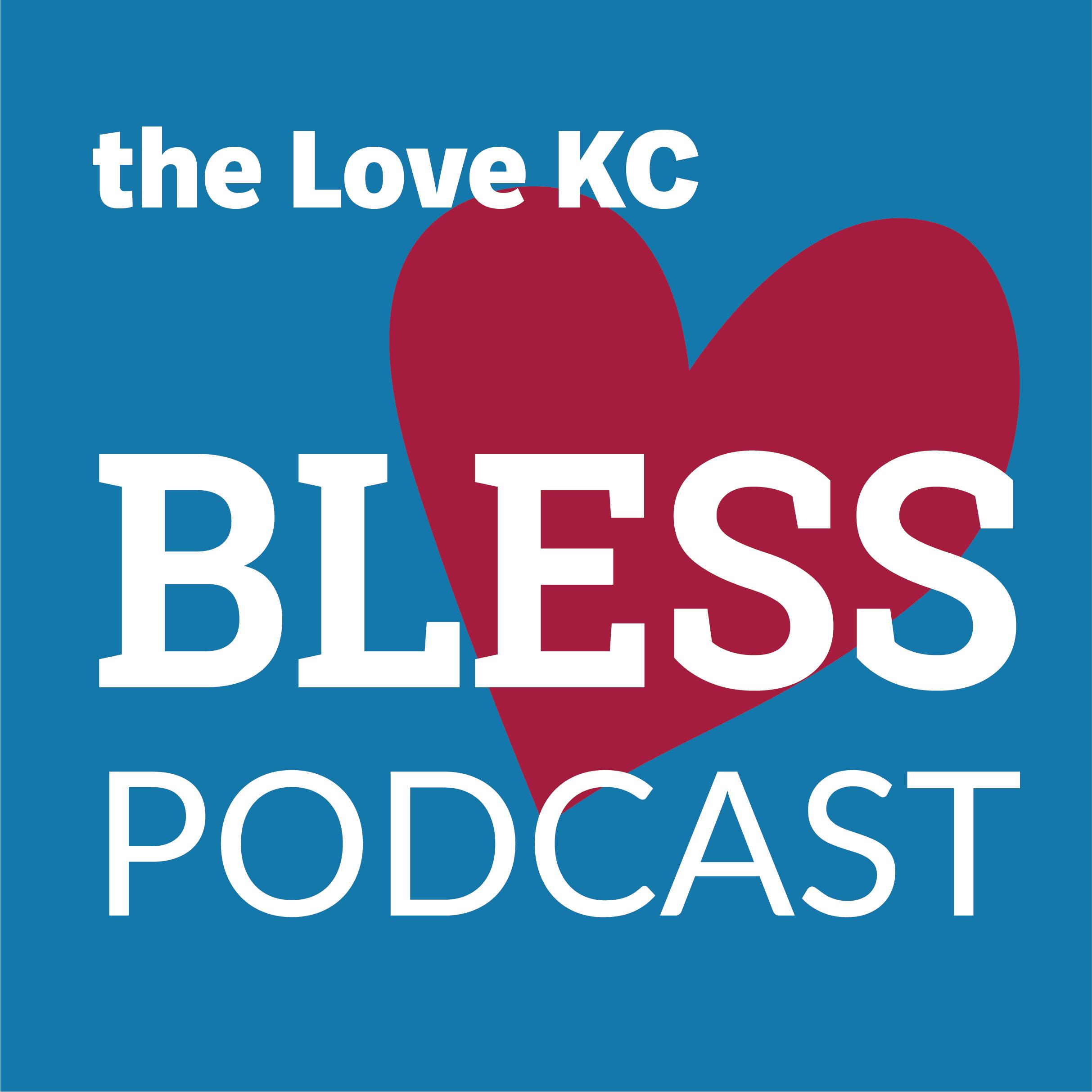 BLESS Podcast show art