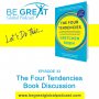Artwork for BGG33: The Four Tendencies by Gretchen Rubin