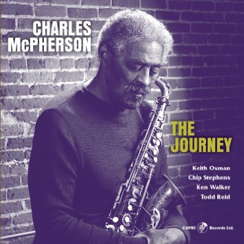 Podcast 466: A Conversation with Charles McPherson