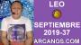 Artwork for HOROSCOPO LEO - Semana 2019-37 Del 8 al 14 de septiembre de 2019 - ARCANOS.COM...