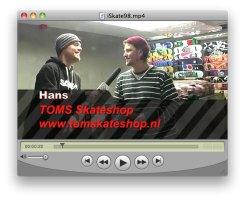Artwork for ISKB:98 | TOMS Skateshop