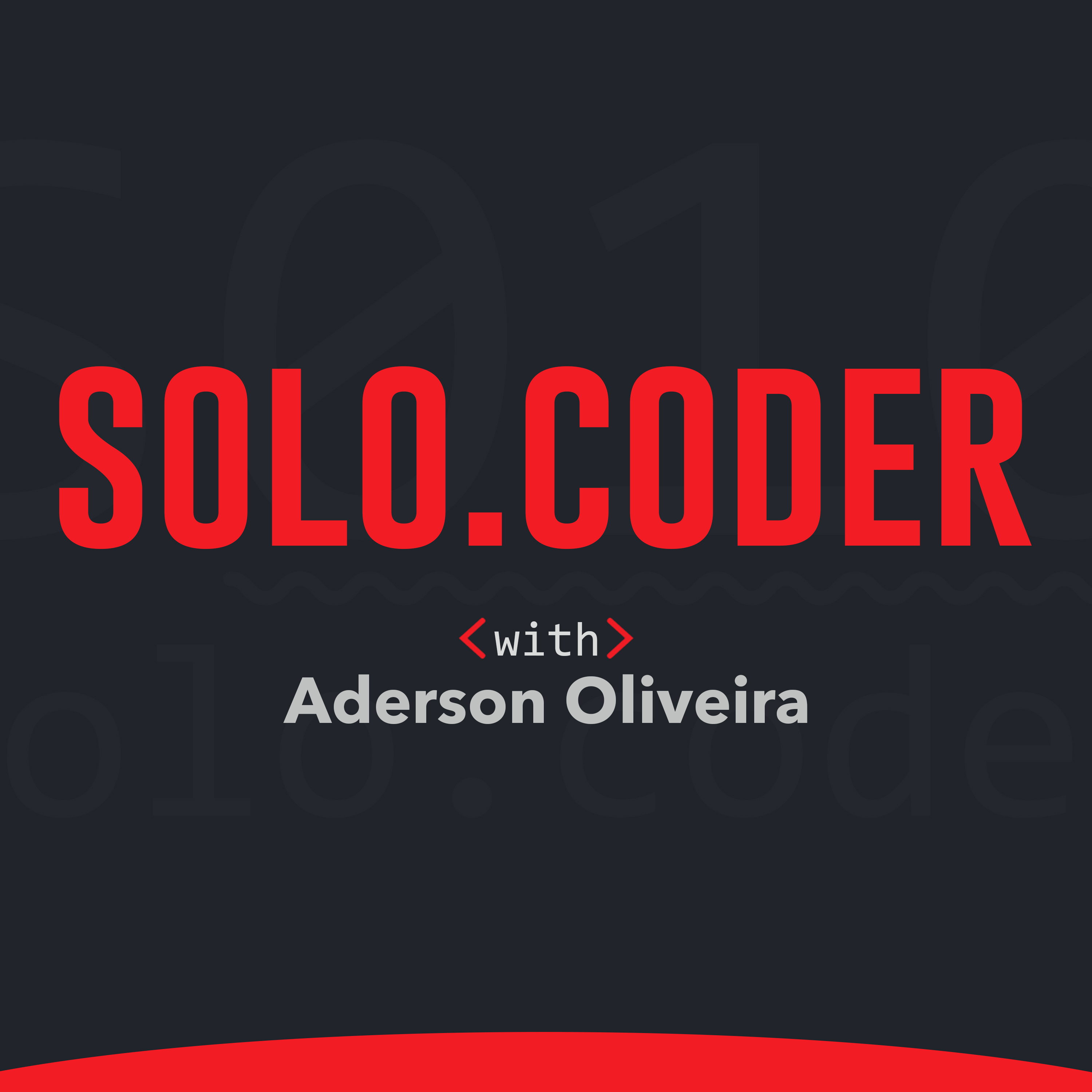 The Solo Coder Podcast show art