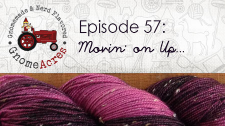 Artwork for Ep 57: Movin' on Up...