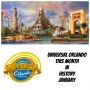 Artwork for This Month In Universal Orlando History - January