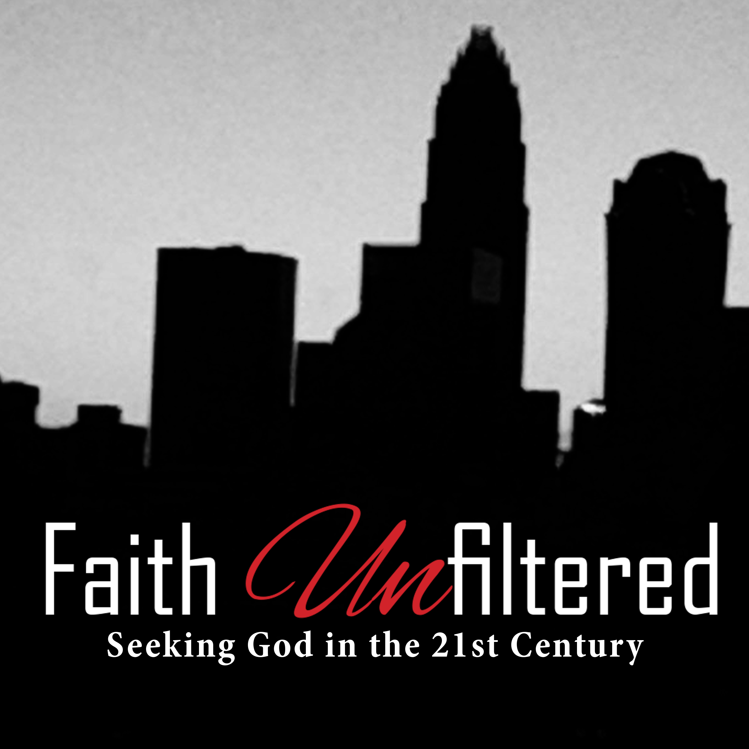Faith Unfiltered show art