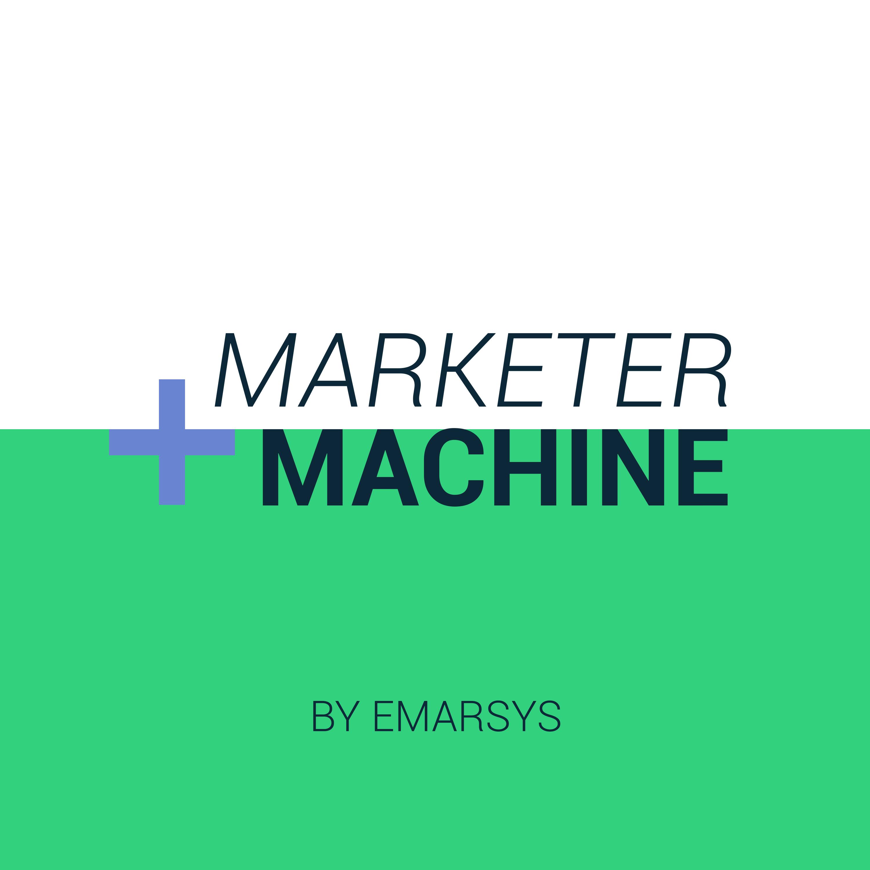 Marketer + Machine show art