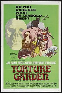 City of the Dead: 10 - Torture Garden