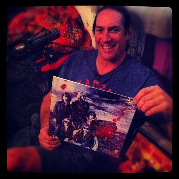 * COS 60 * danny carey and me