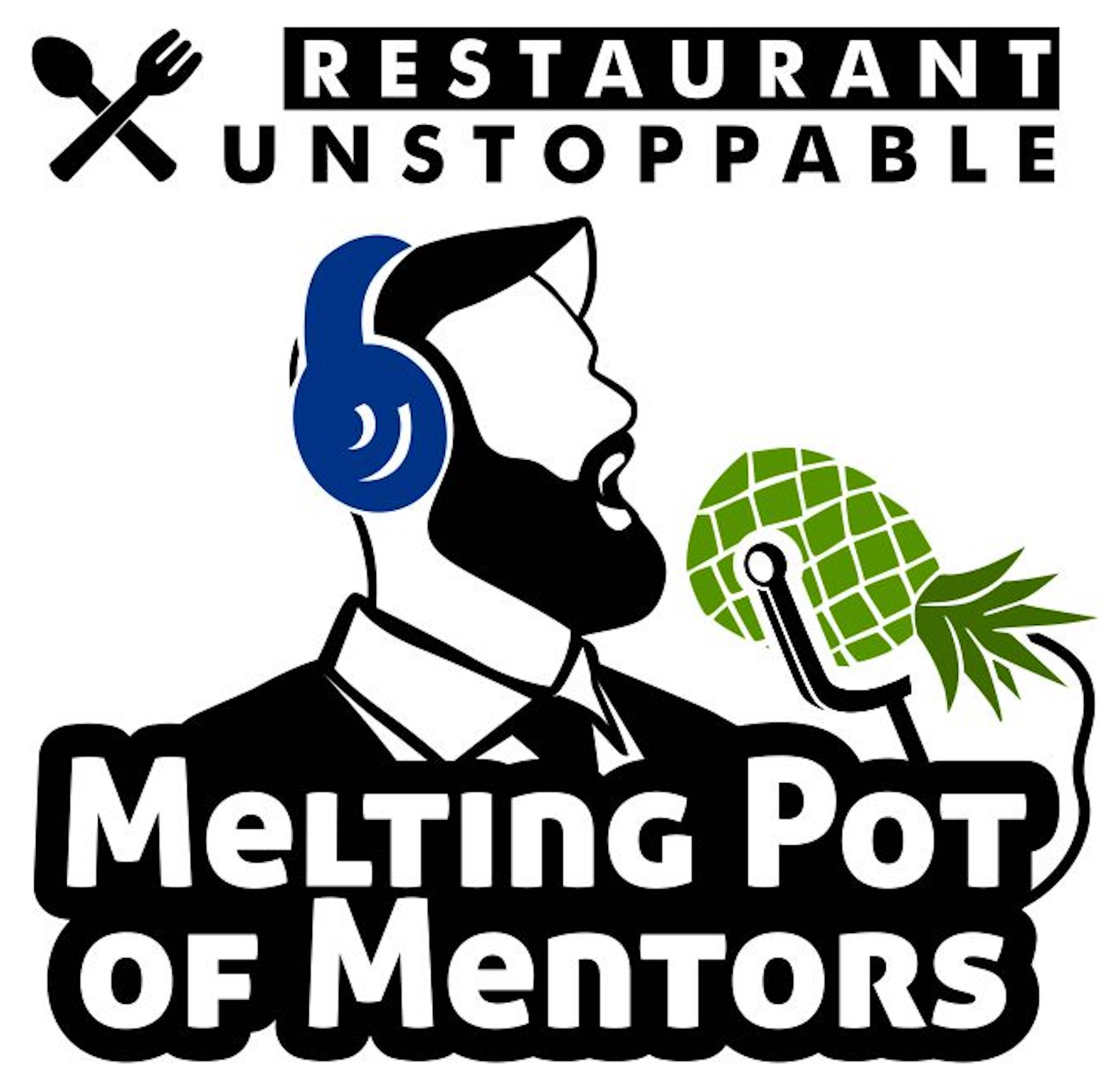 Restaurant Unstoppable with Eric Cacciatore show art