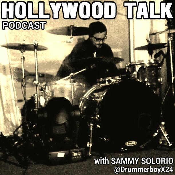 #1 Hollywood Talk with Sammy Solorio - Pilot Episode - Freddy Correa