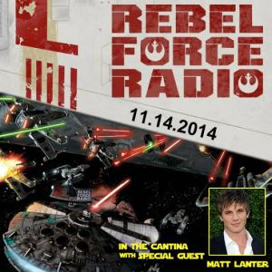 RebelForce Radio: November 14, 2014