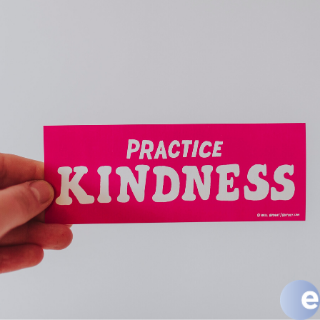 From Kindness, More Kindness