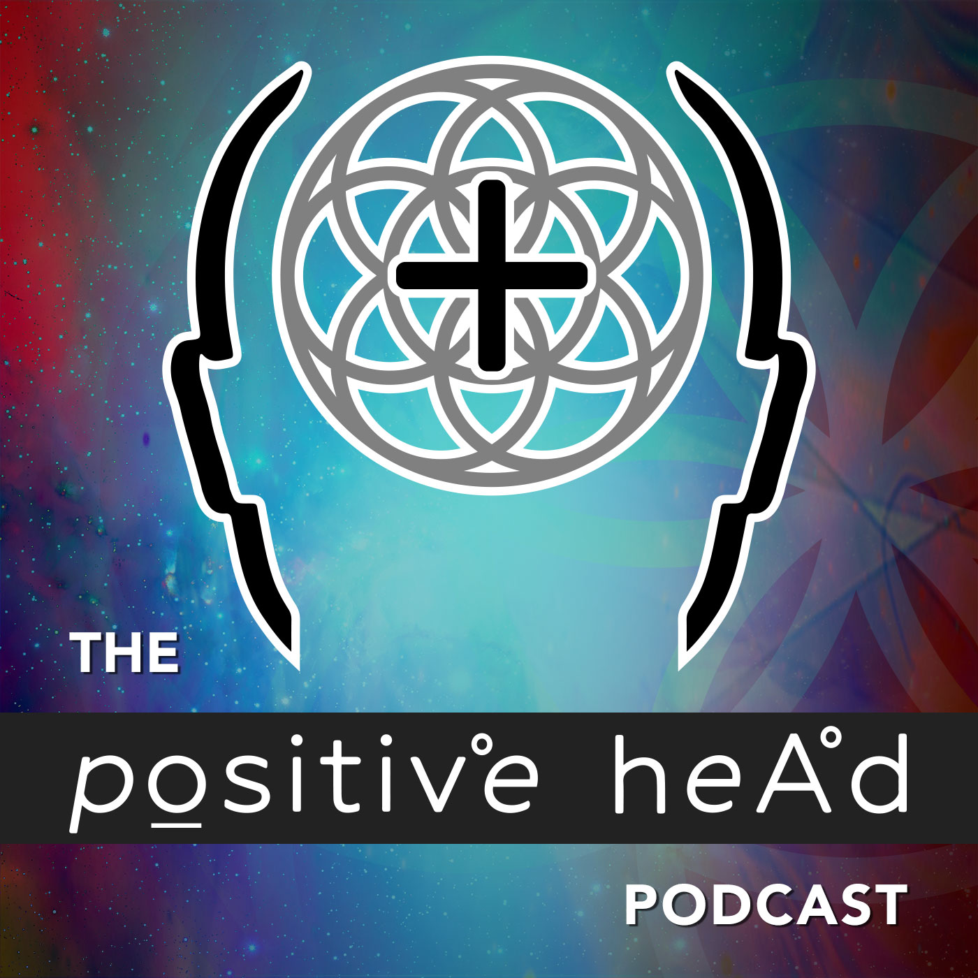 The Positive Head Podcast show art