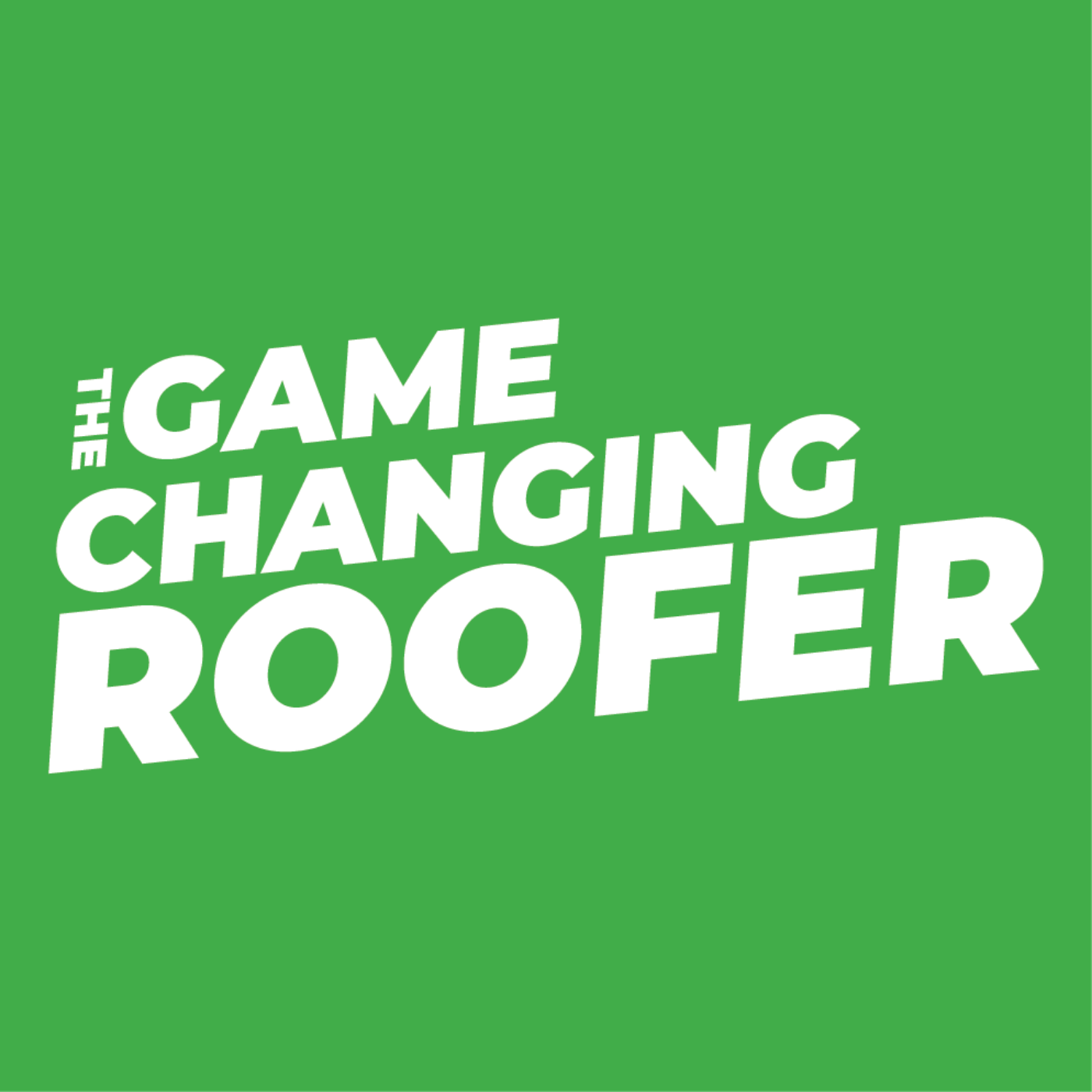 Artwork for GCR #1: Breaking Into Insurance Roofing Restoration, with Lawrence Urgo