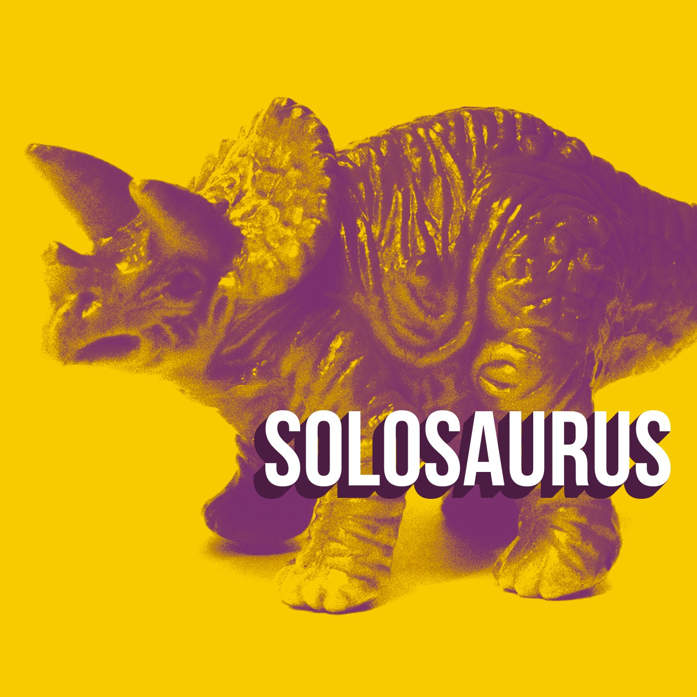 Solosaurus show art