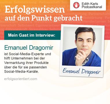 083 - Im Gespräch mit Emanuel Dragomir