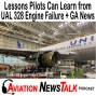 Artwork for 179 Eight Lessons Pilots Can Learn from the United 328 Engine Failure + GA News