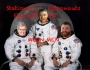 """Artwork for The Stationary Astronauts #82 """"Moon Men"""" with Mr. Rietveld"""