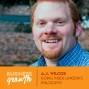 Artwork for Going Inside LinkedIn's Philosophy with A.J. Wilcox - Episode 98