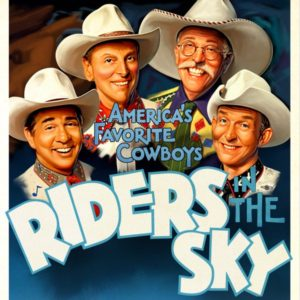 Artwork for 18-07 Riders in the Sky - BCO Opry 2: The Outlaw Years