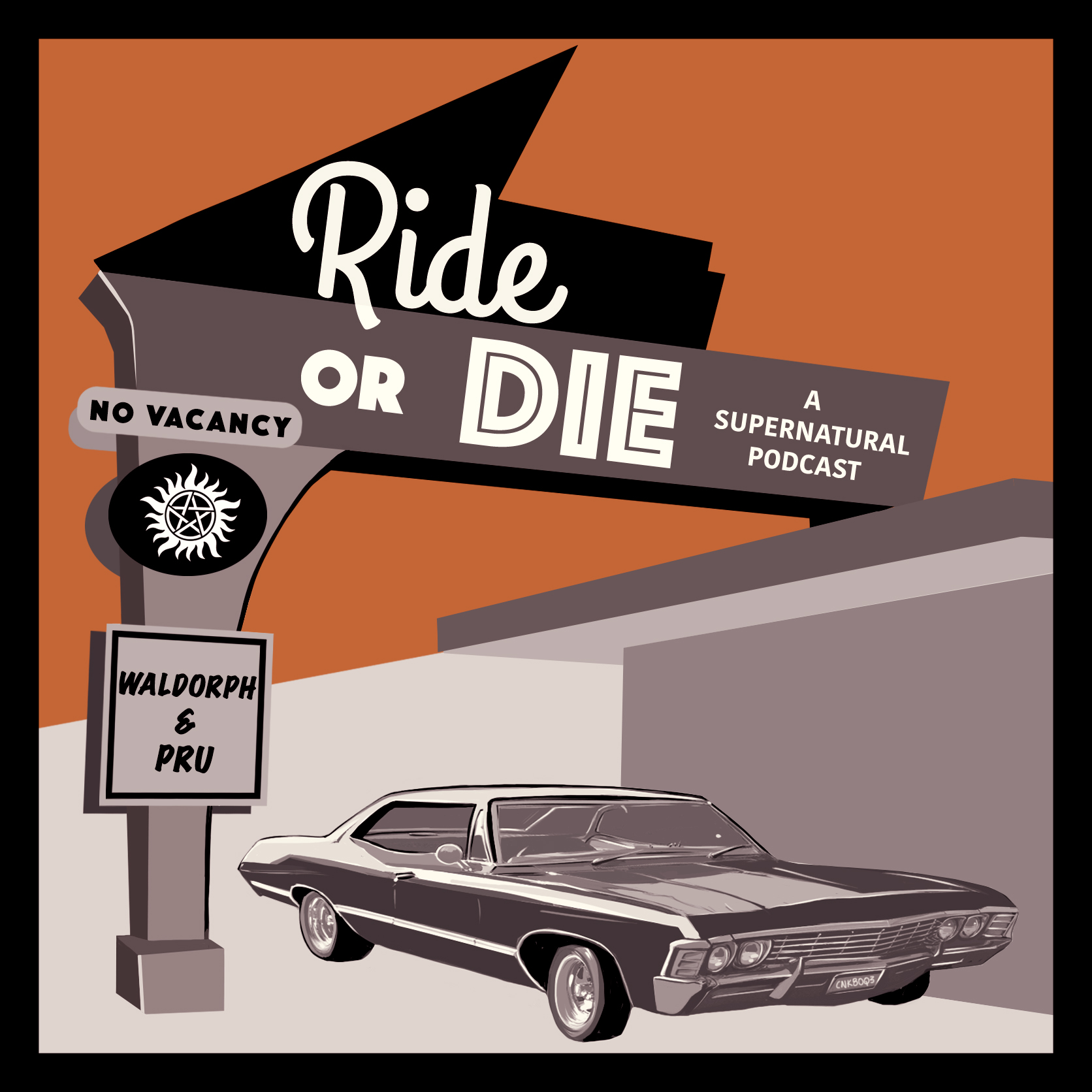 Artwork for Ride or Die - S01E09 - Home