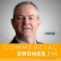 Artwork for #064 - AUVSI's Role In The Drone Industry with Brian Wynne