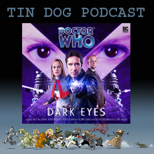 TDP 378: Dark Eyes 1.4 - X and the Daleks