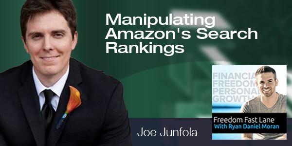 Joe Junfola: Manipulating Amazon's Search Rankings