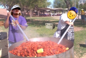 Old Row Radio - ep. 22 - Two Tickets to John Peterson's Crawfish Boil