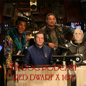 TDP 277: Red Dwarf X Ep1 and Ep2