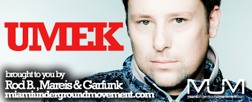 Miami Sessions presents Behind the Iron Curtain with: UMEK - Episode 184