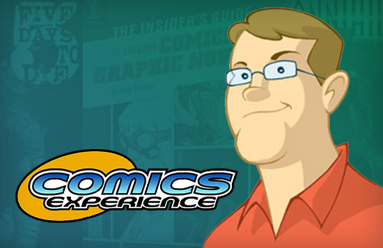 Andy Schmidt, Founder of Comics Experience