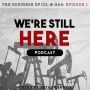 Artwork for #023: Retiring From Oil & Gas After 40+ Years with Chuck Prickett