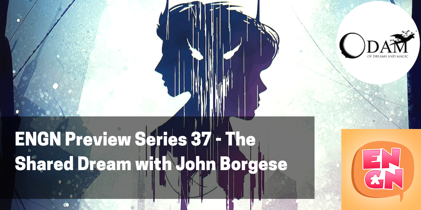 Artwork for ENGN PS 37 - The Shared Dream with John Borgese