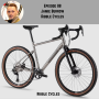 Artwork for Ribble Cycles - Jamie Burrow, Head of Product