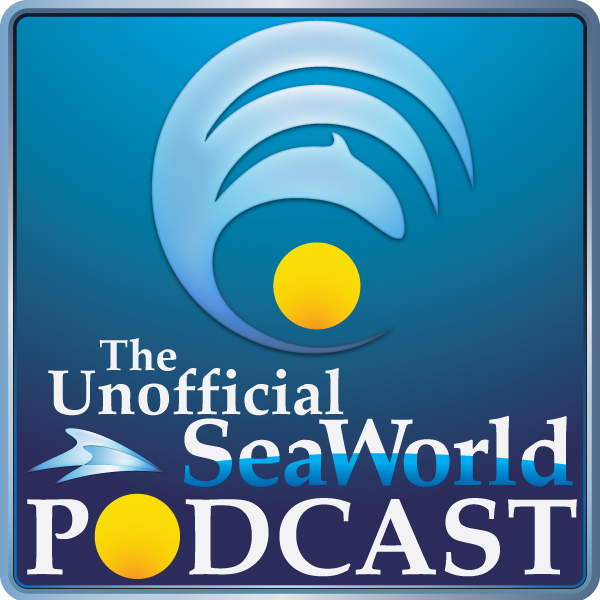 SeaWorld Podcast Episode 15 - SeaWorld Super Fan meet up and an Interview with Sarah McGuire a Dolphin Trainer