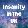Artwork for Insanity in the UK