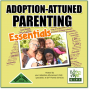Artwork for Episode 27: Adoption-attuned Parenting and Racial Equity