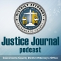 Artwork for DNA Hit To Cold Case Prosecution: UC Davis Sweetheart Murders Part 1 - Justice Journal Episode 2