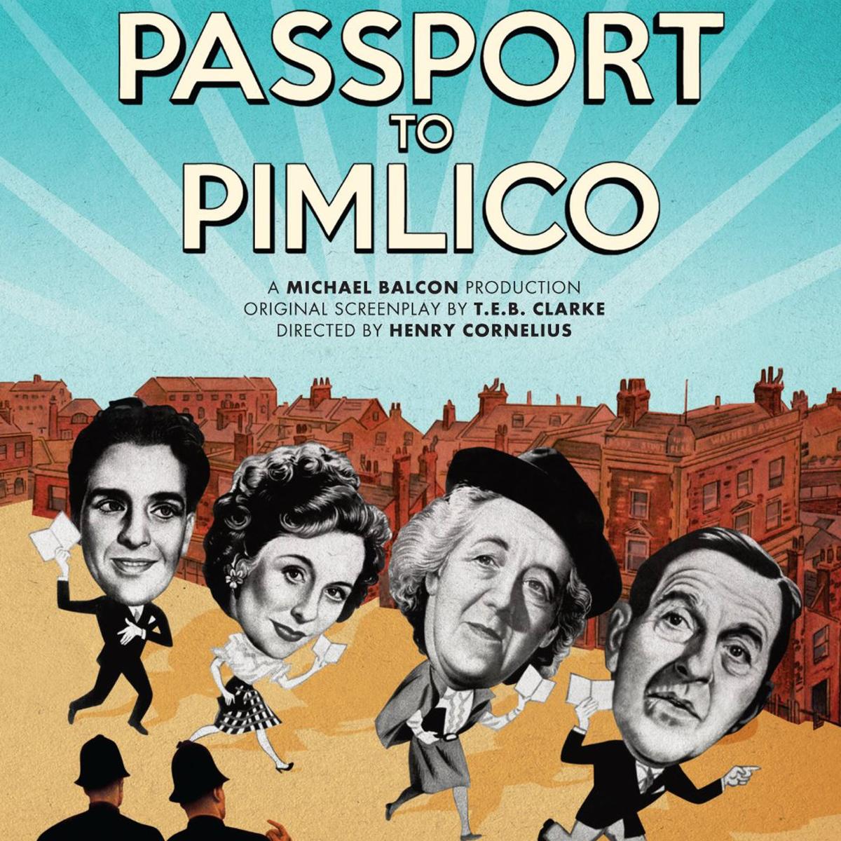 ISTYA Passport to Pimlico