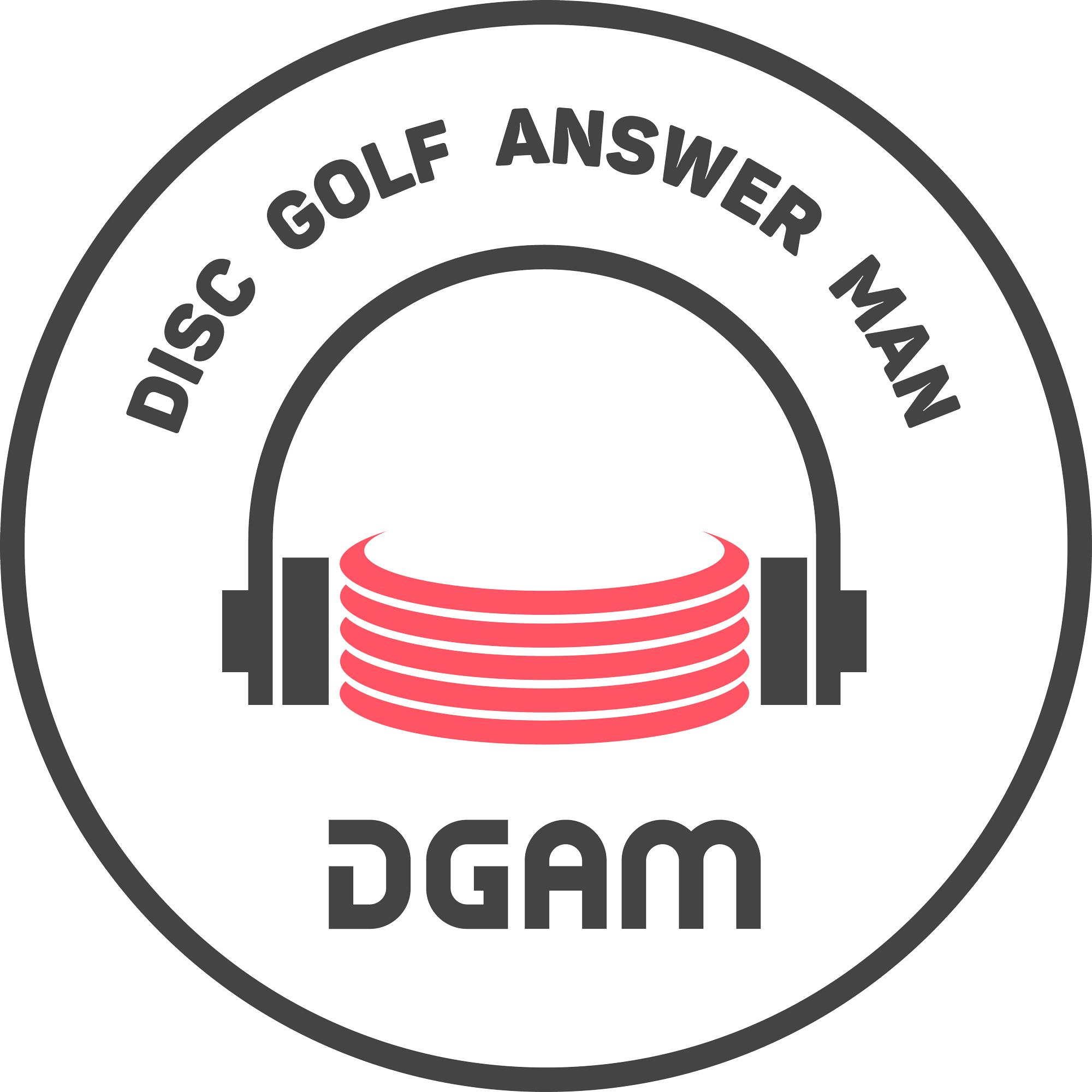 Artwork for Ep 100 Disc Golf Answer Man