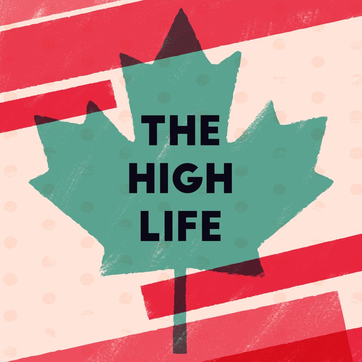 The High Life show art