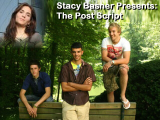 Artwork for Indy In-Tune #078:  Stacy Basner Presents: The Post Script