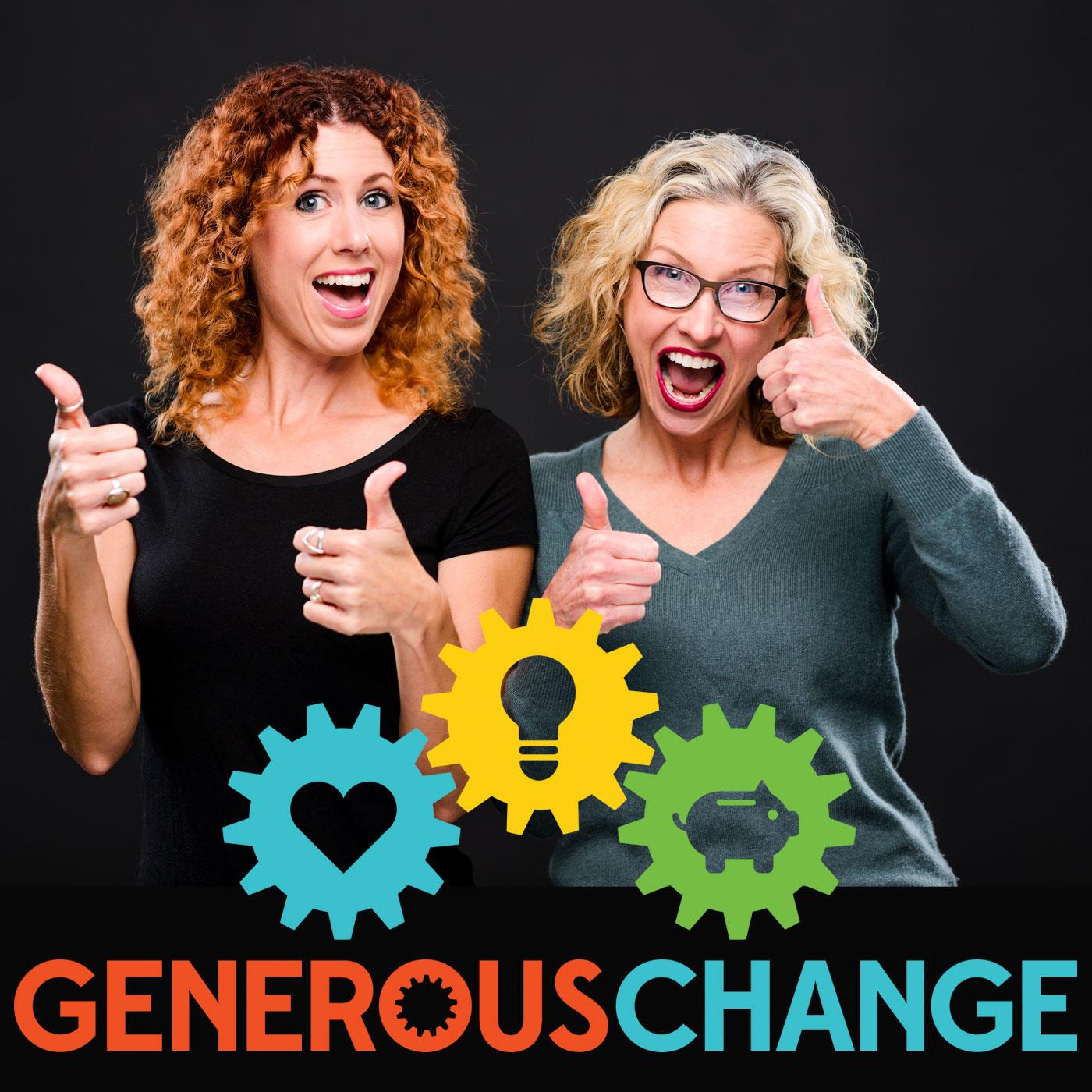 Generous Change show art