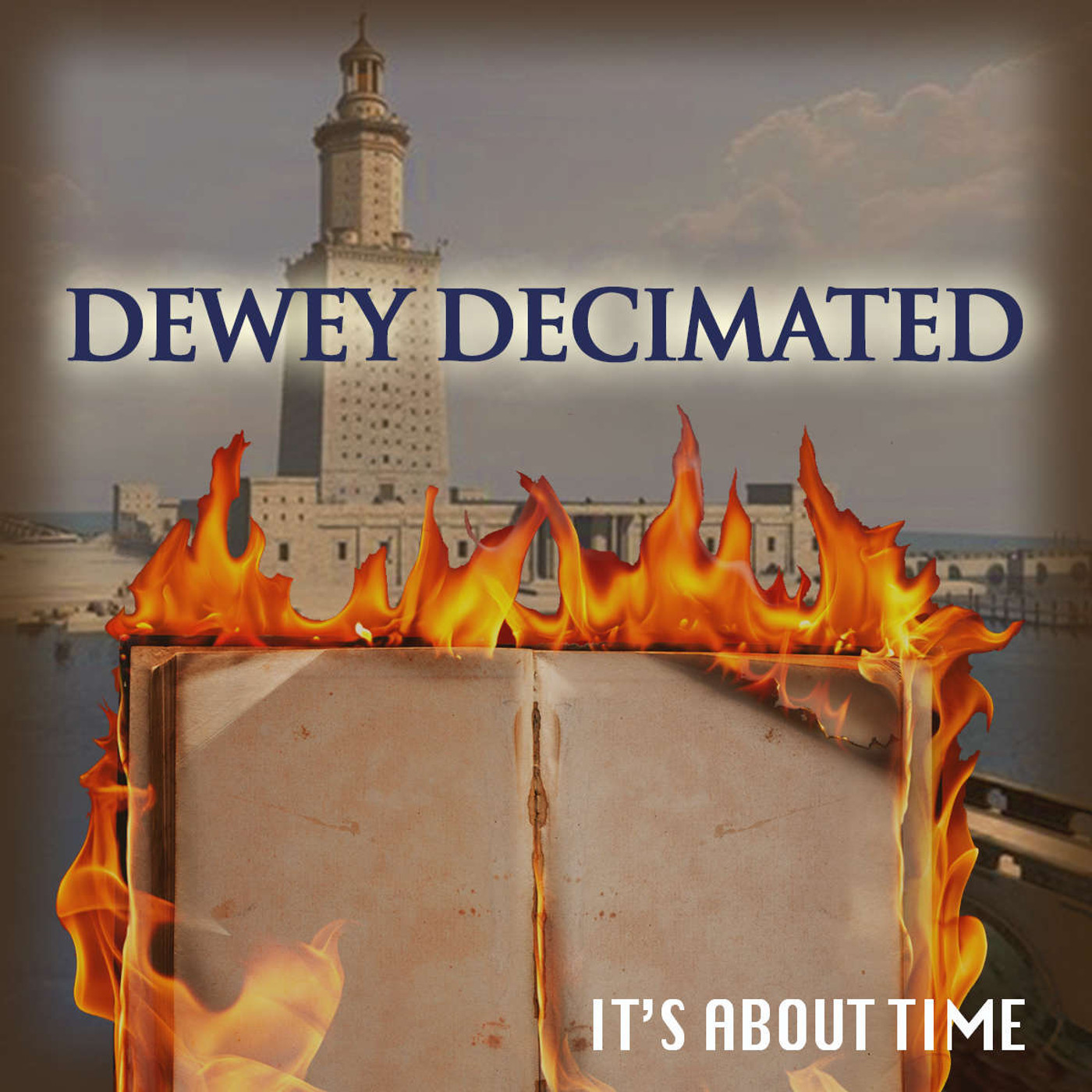 S01E04-Dewey Decimated - A time travel adventure in the great Library of Alexandria