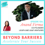 Artwork for Episode 126: Leading Change in the Digital Age with Anand Verma