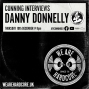 Artwork for Cunning Interviews   DANNY DONNELLY [Suburban Base Records]