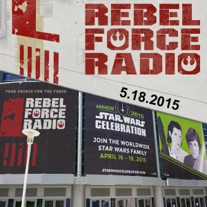 RebelForce Radio: Monday May 18, 2015