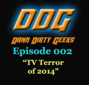 TV TERROR OF 2014